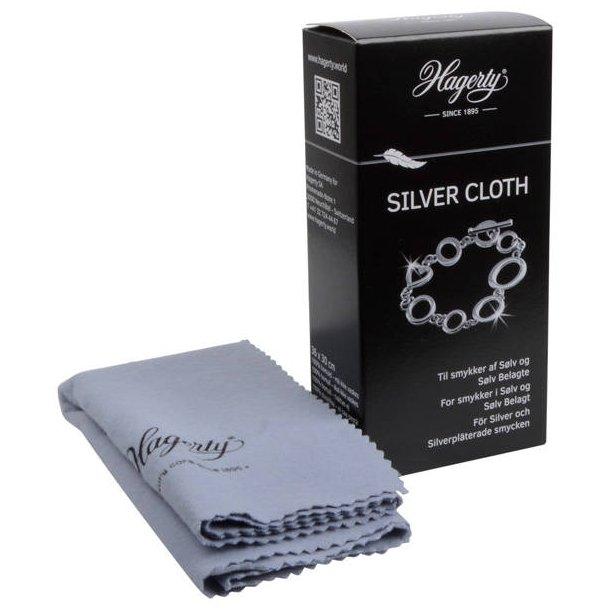 Hagerty Silver Cloth klud - 36x30 cm - 02270070000