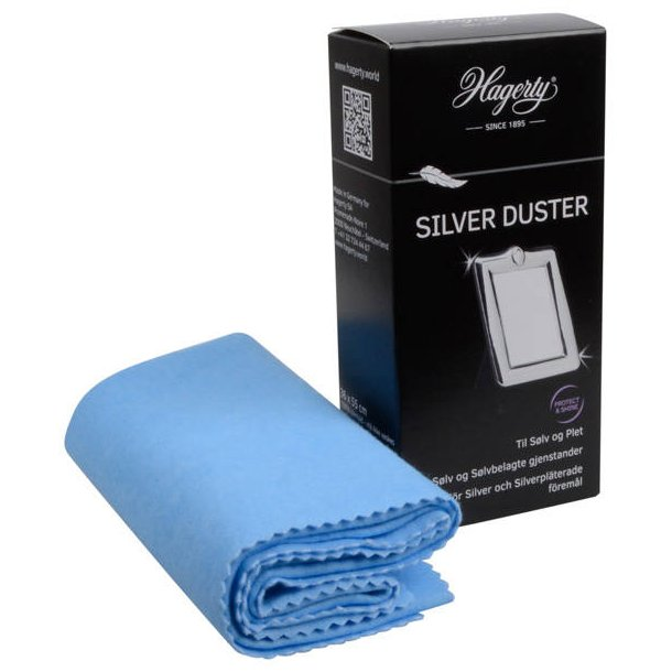 Hagerty Silver Duster - Til sølv og plet 36x55 cm - 02270130000
