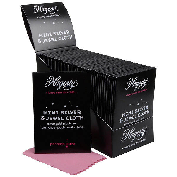 westpack – Hagerty mini jewel cloth 9x12 - 02270180000 fra brodersen + kobborg
