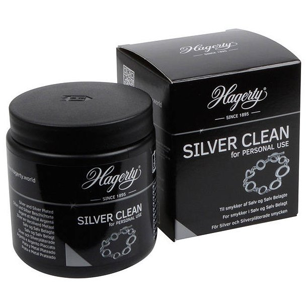 Hagerty Silver Clean - 170 ml væske - 02273030000