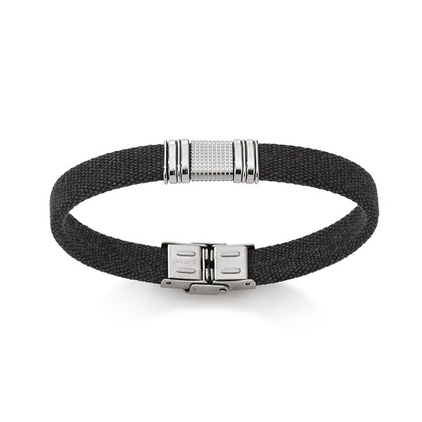 Cancas armbånd med stållås - 07103617-21