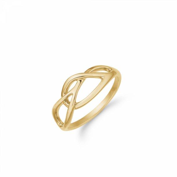 Aagaard 8 kt ring - 08613060