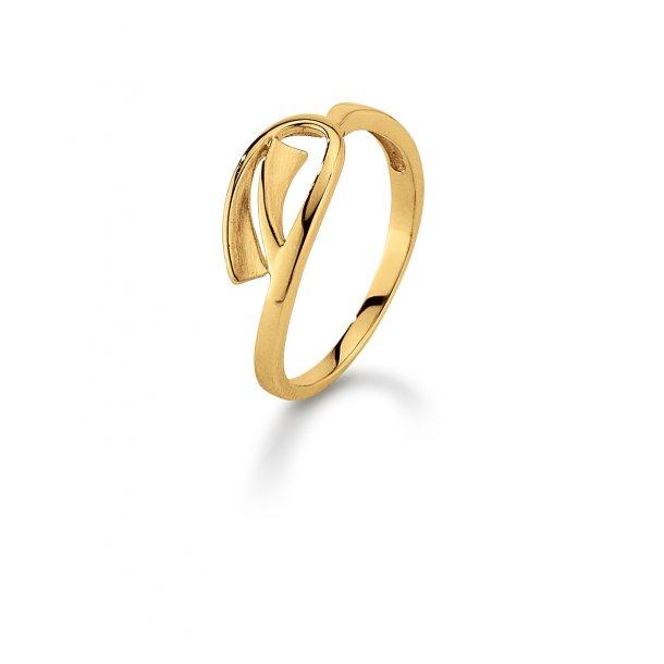 Aagaard 8 kt ring - 08613719