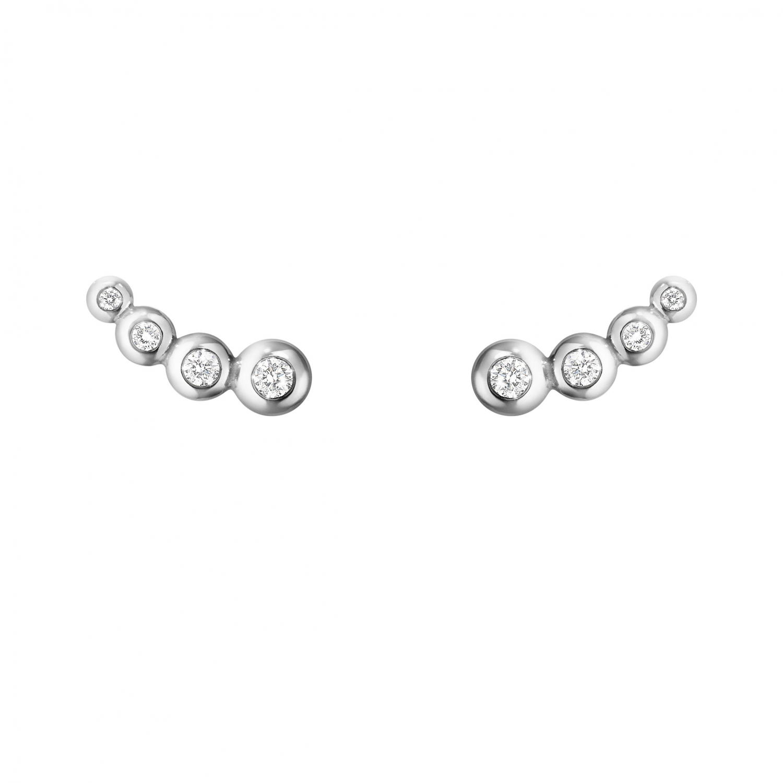 Georg jensen aurora øreringe - 10011893 fra georg jensen - smykker på brodersen + kobborg