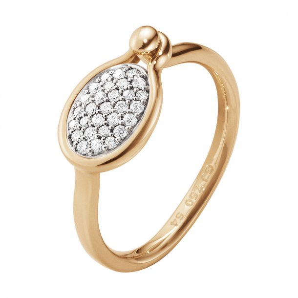 Georg Jensen SAVANNAH ring lille - 10012711