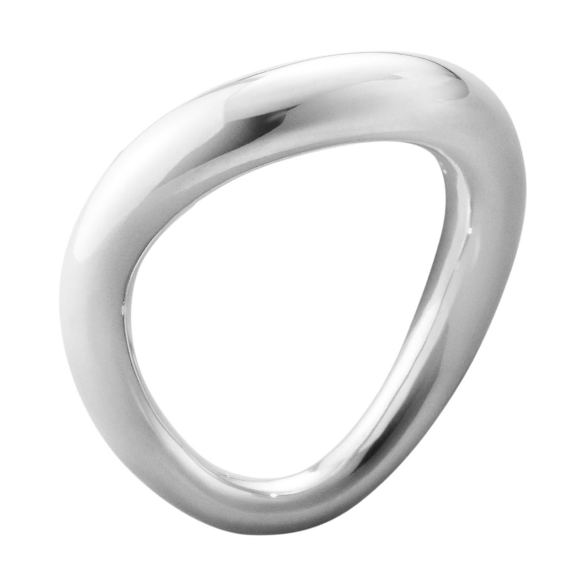 Georg Jensen OFFSPRING sølv ring - 10013245 Sølv 1