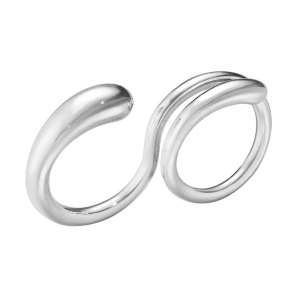 Georg Jensen Mercy Double Ring - 10015134