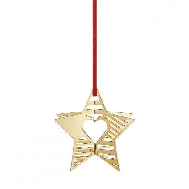 Georg Jensen stjerne ornament - 10015295