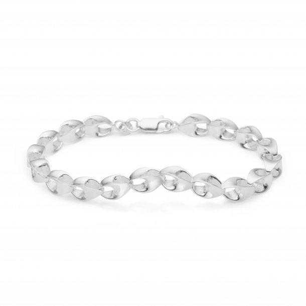 AAGAARD sølv armbånd - 11102948-18