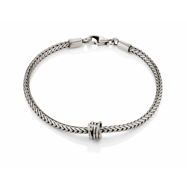 Aagaard Sølv armbånd - 11103229-19