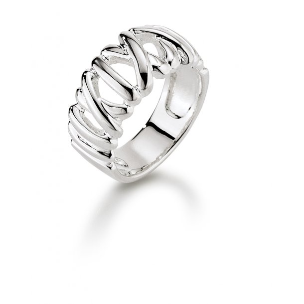 Aagaard Sølv ring - 11613747