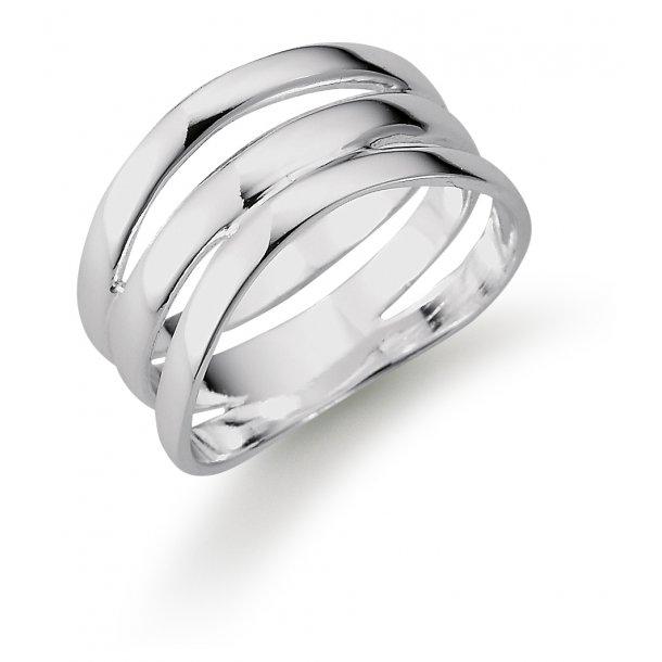 Aagaard Sølv ring - 11613794
