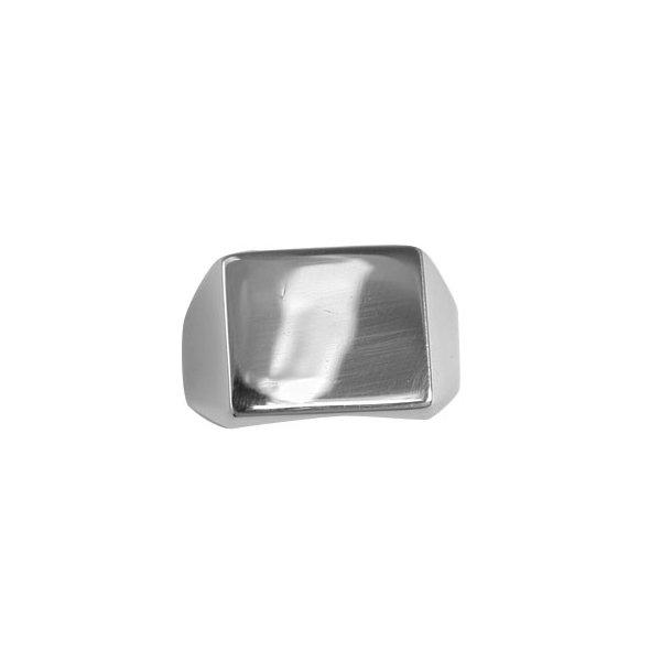 Sølv herre ring - 11711604
