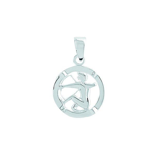 AAGAARD Skytte sølv vedhæng - 1181120-11