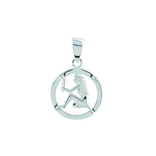 AAGAARD Jomfru sølv vedhæng - 1181120-8