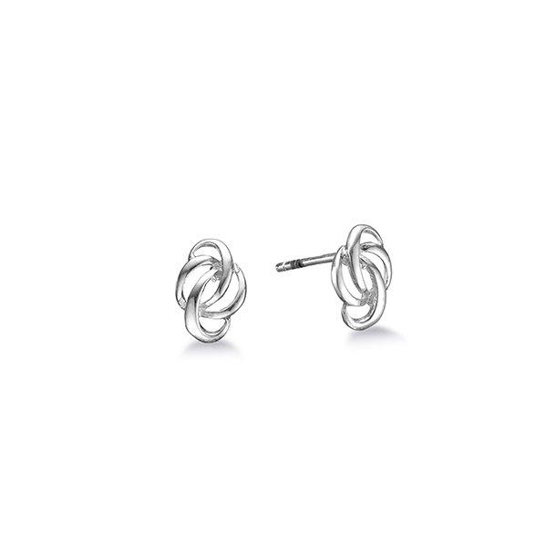 AAGAARD sølv ørestikker - 11913313