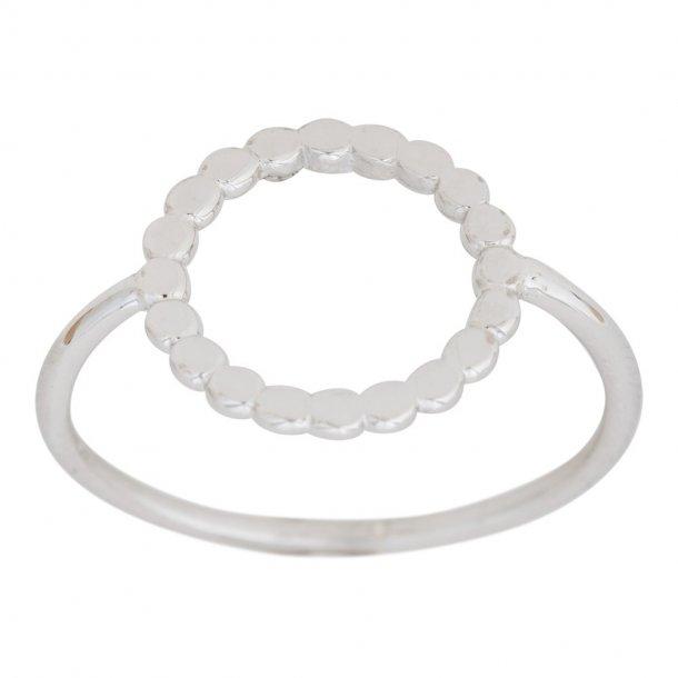 Sølv ring - 125 247