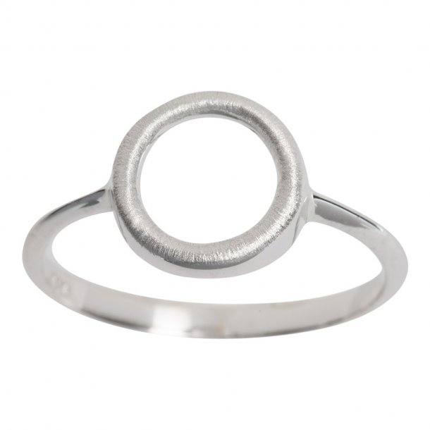 Nordahl Andersen cirkel ring i sølv - 144603