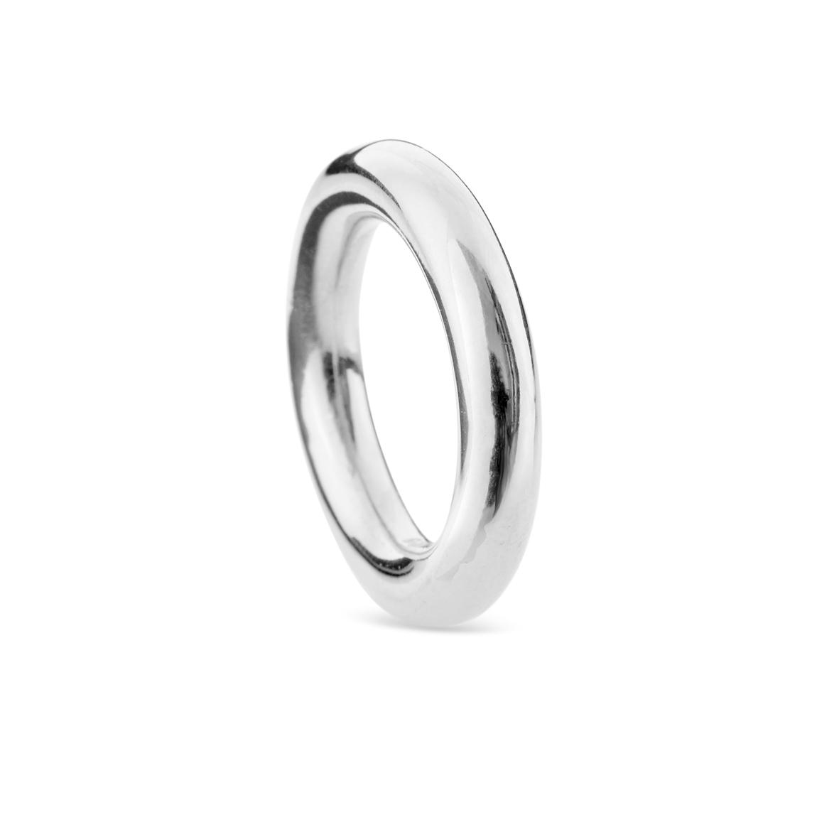 Susanne Friis Bjørner sølv ring - 1691-11 Sølv 56