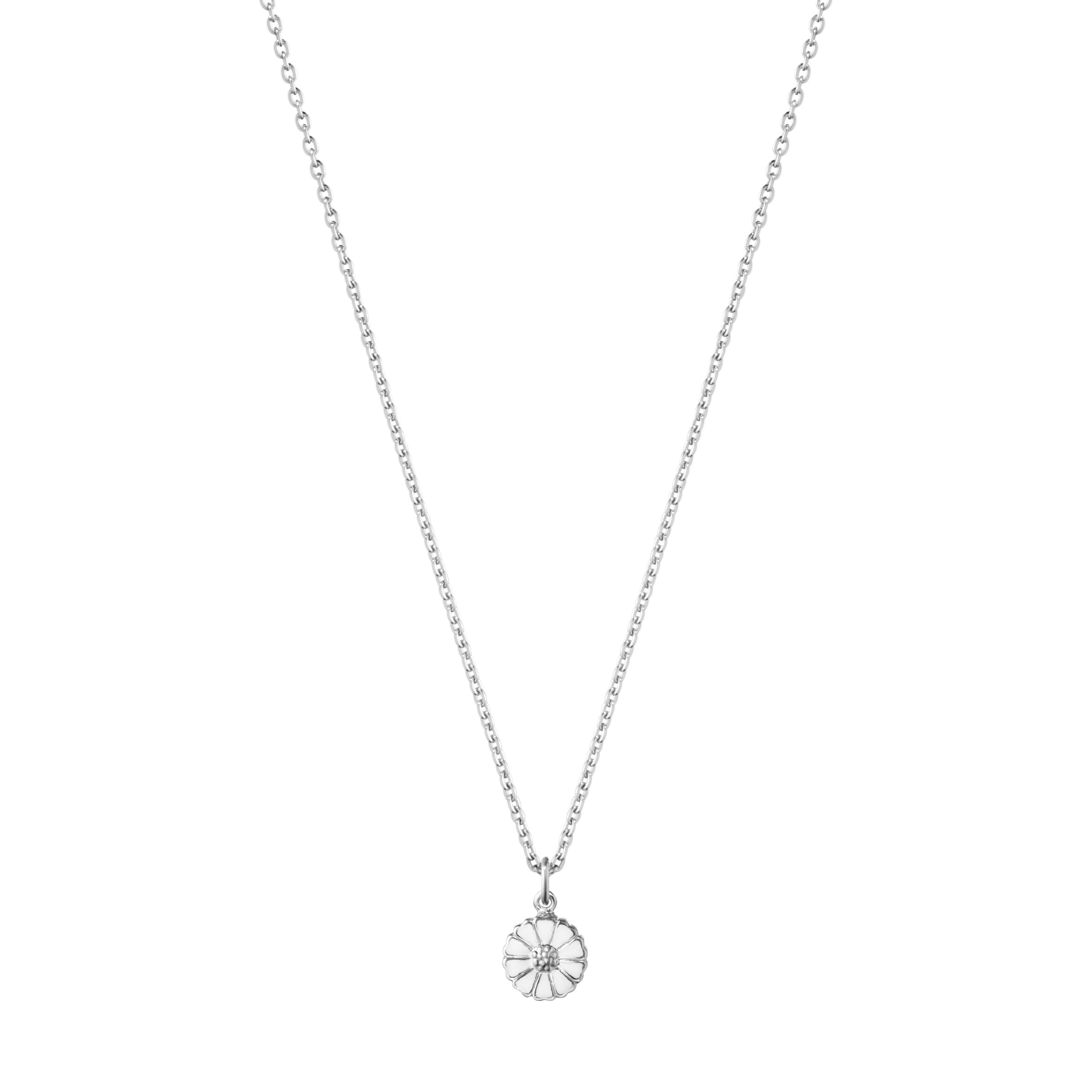 Georg jensen daisy vedhæng 7mm. 20000724 fra georg jensen - smykker på brodersen + kobborg