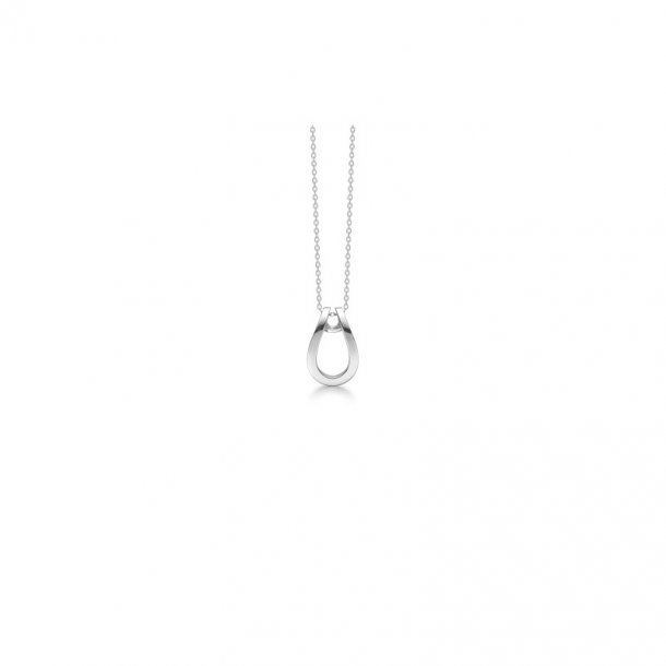 Sølv halssmykke Harp - 2120018