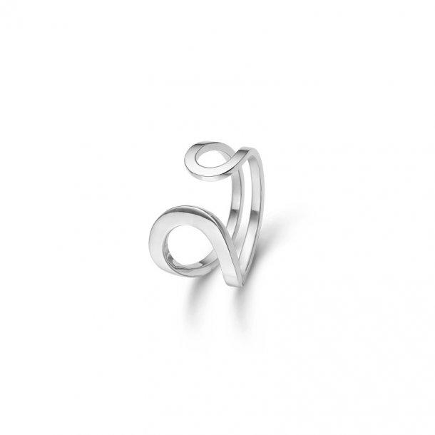 Sølv ring Harp - 2140018
