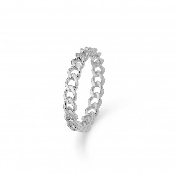 Mads Ziegler sølv ring Poetry - 2140045