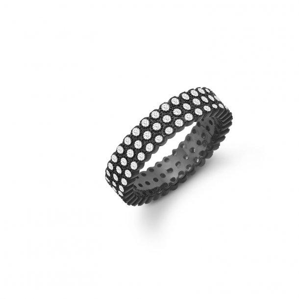 Aagaard Sølv ring - 21621692-75