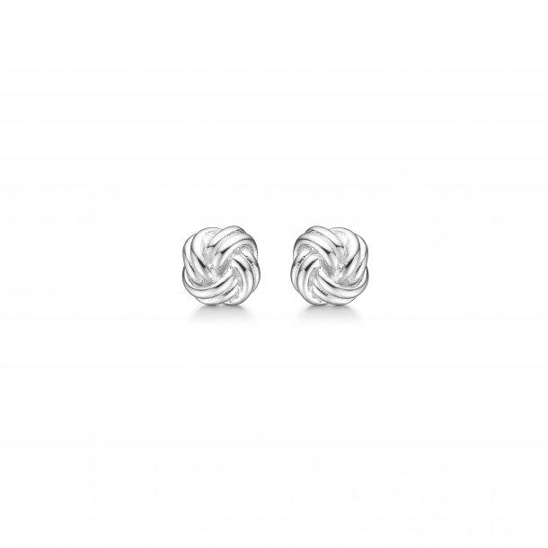Sølv ørestikker Cord - 3110190