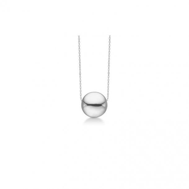 Mads Z sølv halskæde