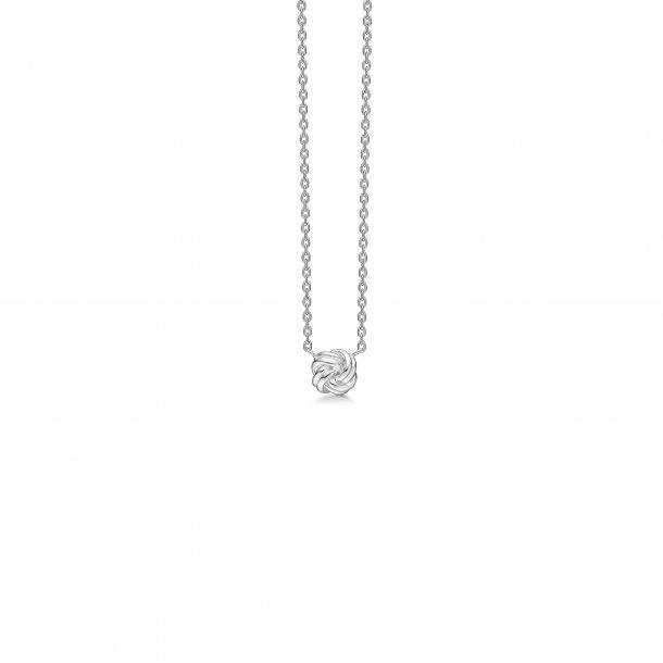 Sølv halskæde Cord - 3120190