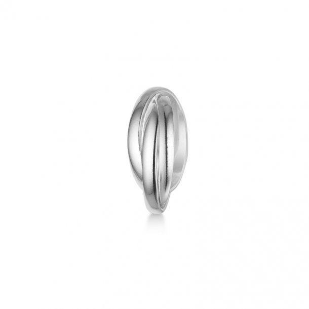 Sølv ring Trio - 3140188