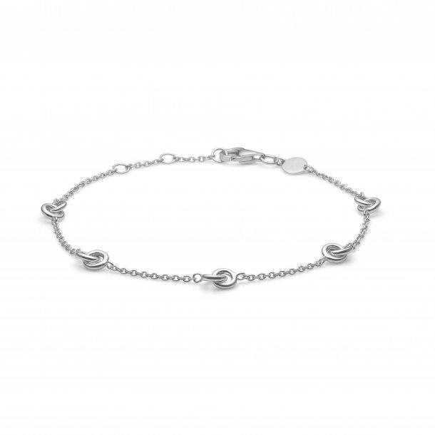 Sølv armbånd Unity - 3150139