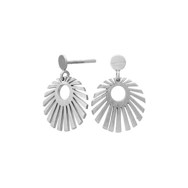 Sølv ørehænger SUN52 15 mm - 325-687