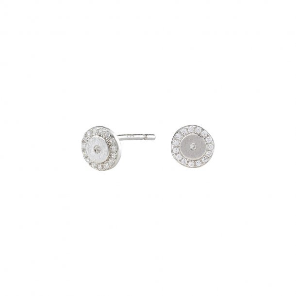 Sølv ørestikker - 345104