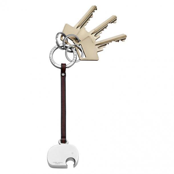 Georg Jensen Nøllefant nøglering i aluminium - 3584888