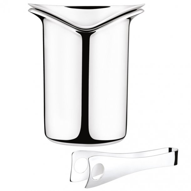 Georg Jensen Wine & Bar is spand, rustfrit stål - 3586961