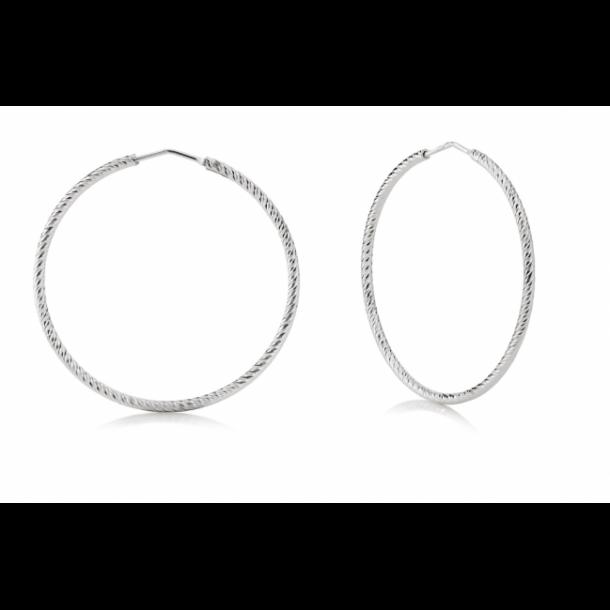 Kranz & Ziegler Sølv creol 45 mm - 4099108