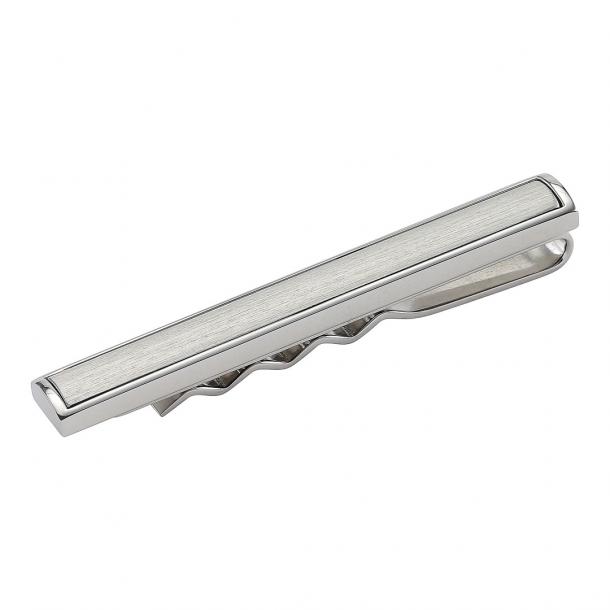 Rustfri stål slipseholder - 493002