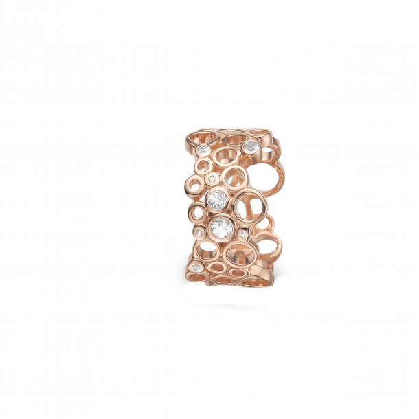 CHRISTINA Cocktail ring - 5.2C
