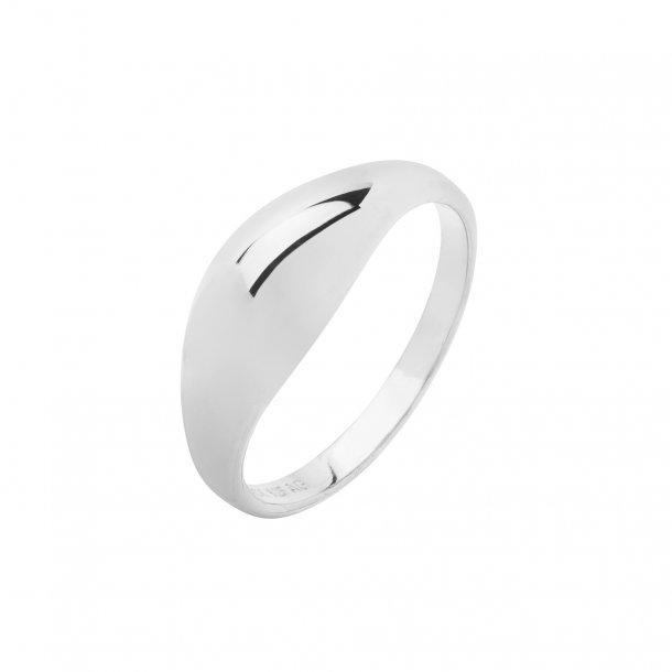 Maria Black Esther sølv ring - 500351