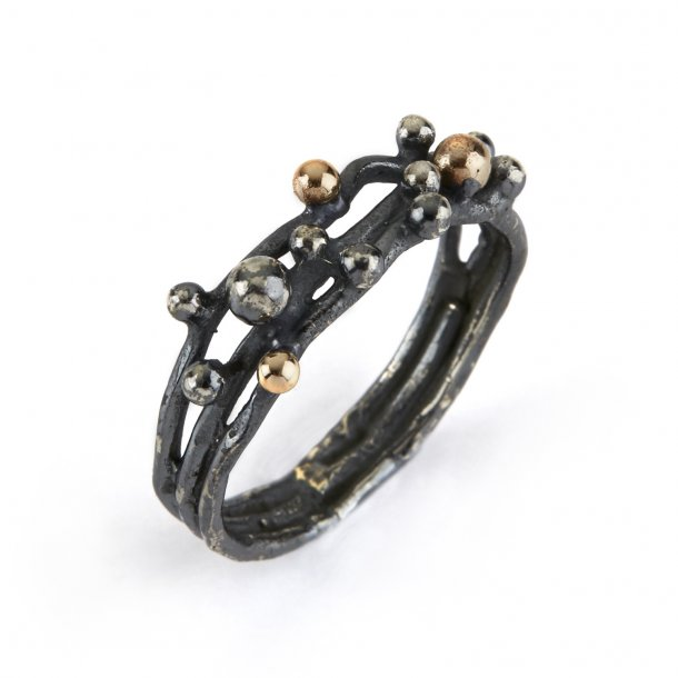 Ring Urban Harlem Buds-3 - 5011 0107