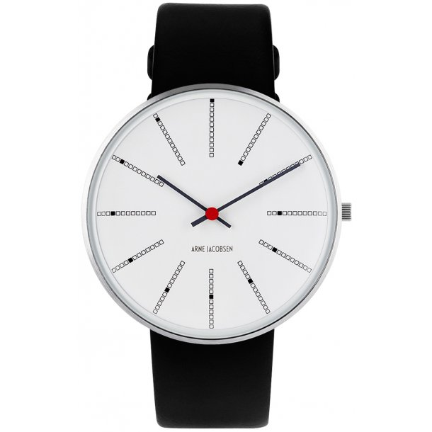 Arne Jacobsen Bankers ur 40mm - 53102-2001