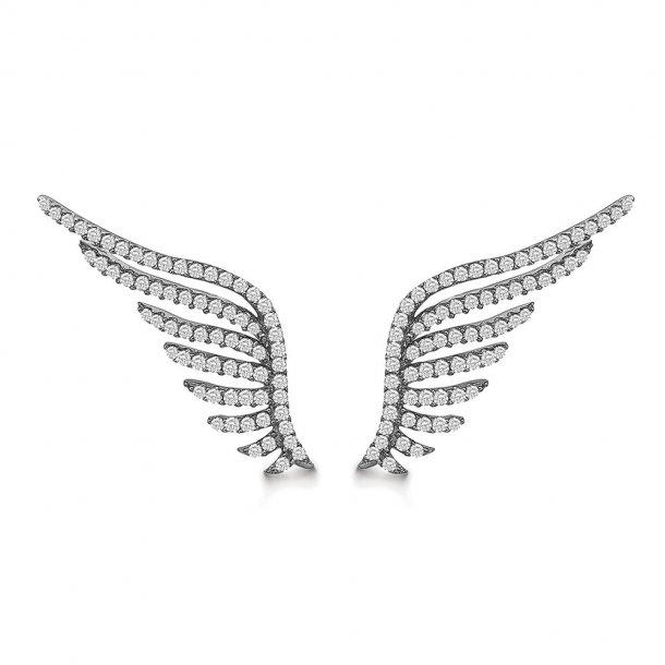 Kranz & Ziegler sølv ørestikker - 6201750