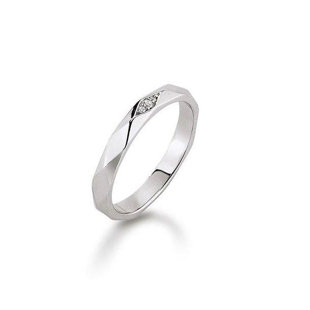 Kranz & Ziegler Sølv ring - 6205006