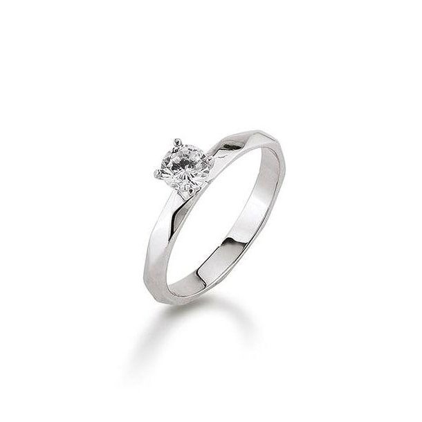 Kranz & Ziegler Sølv ring - 6205007