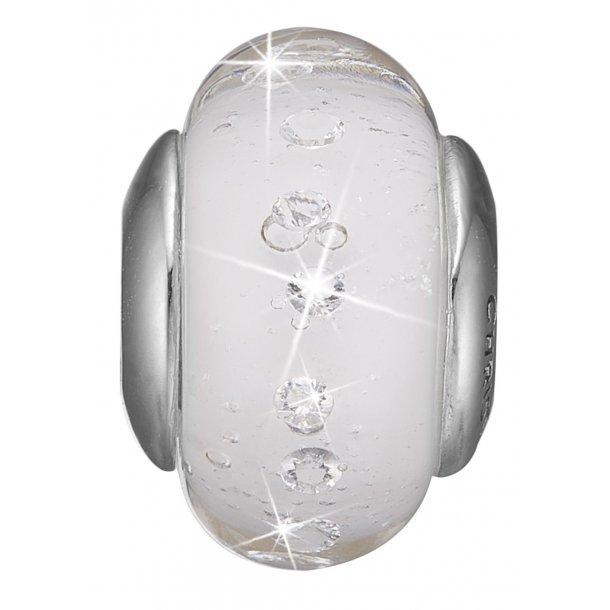 CHRISTINA White Topaz Globe - 623-S170