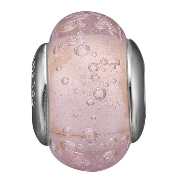 CHRISTINA Bubbly Pink Globe - 623-S172