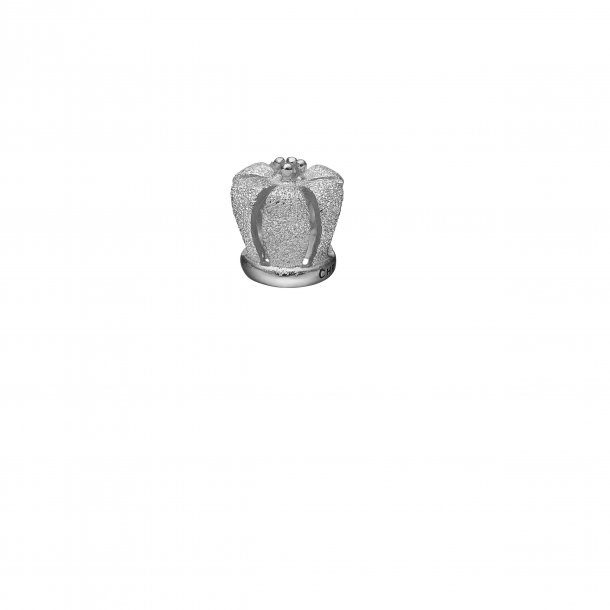 Christina sølv Crown charm - 630-S131