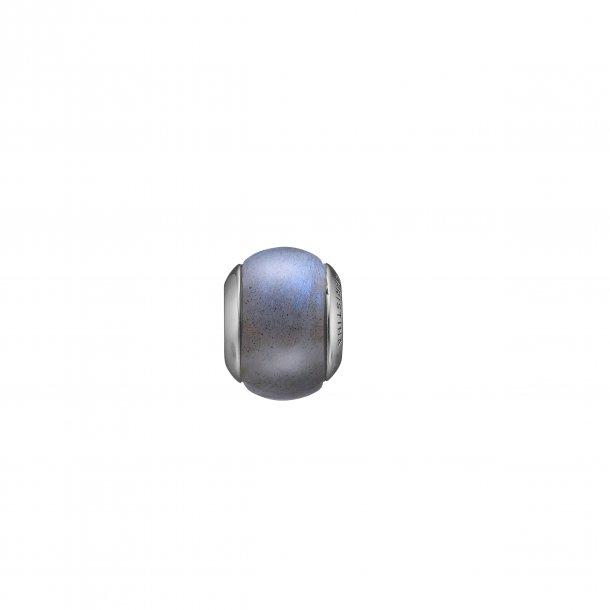 Christina sølv Labradorite Magic charm - 630-S151